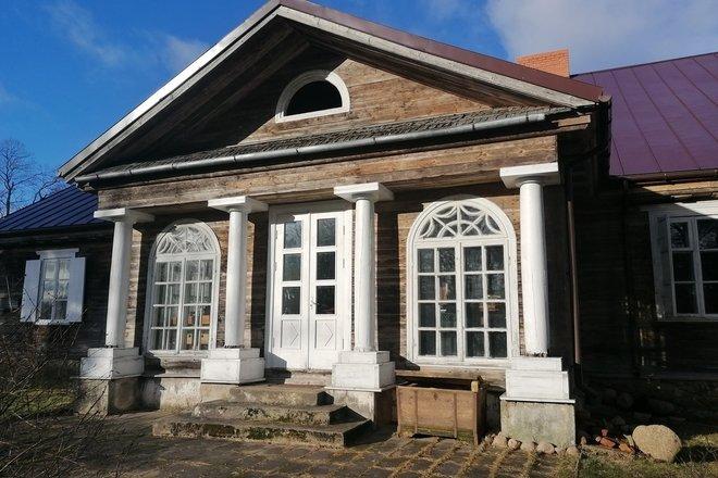 Džiuginėnai manor homestead