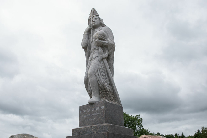 Monument to Vytautas