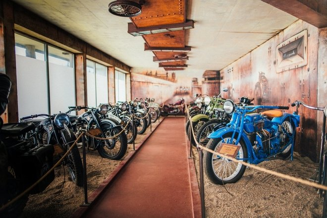Museum of Antique Motorcycles