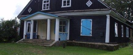 Brėvikiai manor homestead