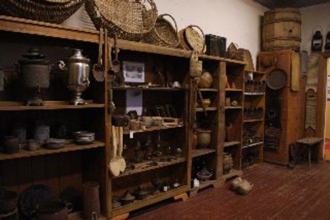Biržuvėnai Ethnographic Museum