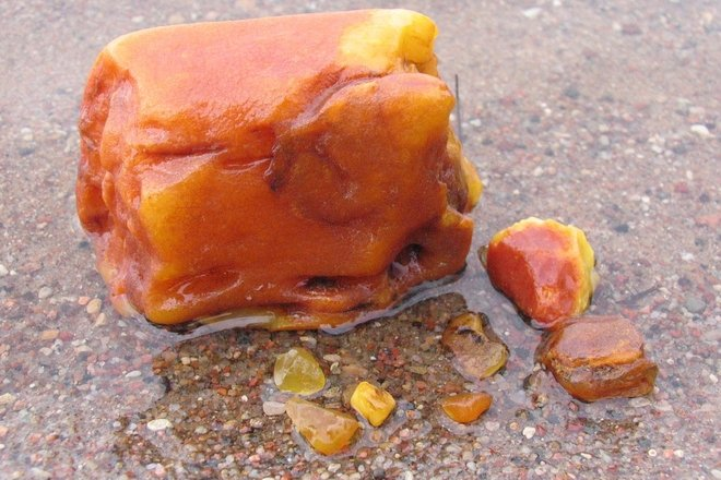 Lūkstas Amber Trail